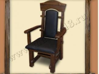 Стул трон Ретро - Мебельная фабрика «Массив»