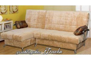 Светлый угловой диван Финка - Мебельная фабрика «РаИра»