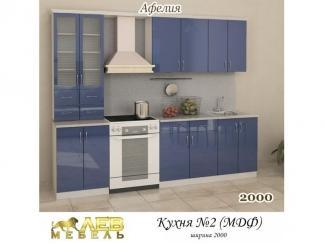 Кухня МДФ 2 - Мебельная фабрика «Лев Мебель»