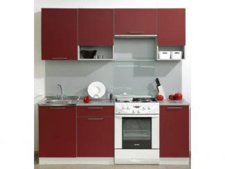 Кухонный гарнитур прямой Классика c нишей - Мебельная фабрика «Боровичи-мебель», г. Боровичи