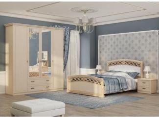 Спальня Амелия - Мебельная фабрика «Артис»