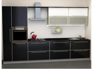 Кухня из пластика Энергия 4 стиль модерн - Мебельная фабрика «Аркадия-Мебель»