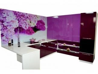 Кухонный гарнитур Сирень - Мебельная фабрика «Нэнси»