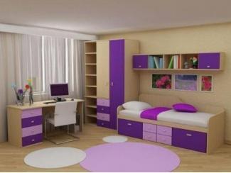 Детская 01 - Мебельная фабрика «Интерьер»