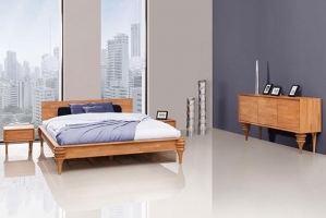 Спальня Дизайнерская - Мебельная фабрика «Лидер Массив»