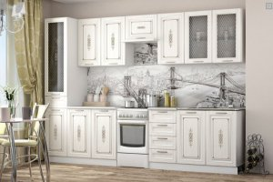 Модульная кухня Велес - Мебельная фабрика «ВВР»