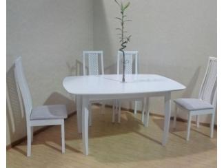 Новый раскладной обеденный стол - Мебельная фабрика «Grol»