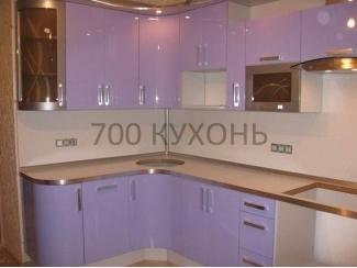 Светлая угловая кухня  - Мебельная фабрика «700 Кухонь»