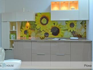 Кухонный гарнитур прямой Рона - Мебельная фабрика «Мебель Хаус», г. Ульяновск