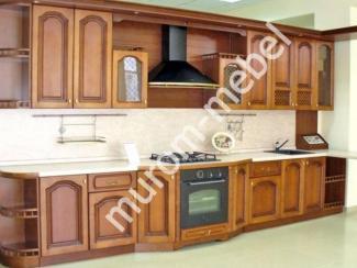Кухонный гарнитур прямой Статус - Мебельная фабрика «Муром-мебель»