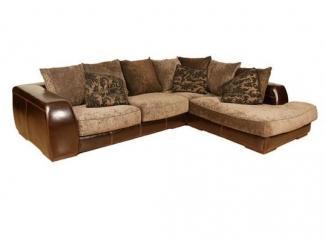 Угловой диван с подушками Барселона 3