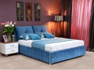 Кровать двуспальная - Мебельная фабрика «Уют»
