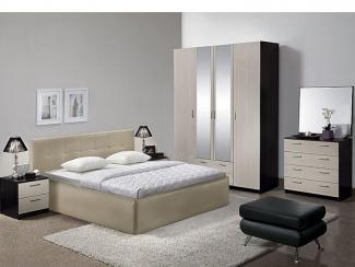 Спальный гарнитур Дуэт - Мебельная фабрика «Боровичи-Мебель»