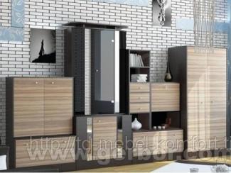 Гостиная стенка Астерикс - Мебельная фабрика «Мебель-комфорт»