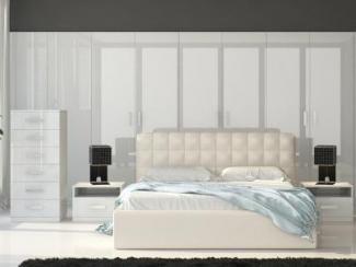 Спальный гарнитур Афродита - Мебельная фабрика «Шеллен»