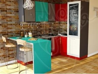 Кухня Квартал - Мебельная фабрика «Моя кухня», г. Санкт-Петербург