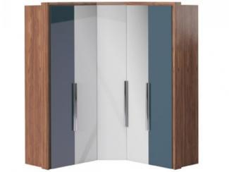 Шкаф угловой 5-и дверный - Мебельная фабрика «Parra»