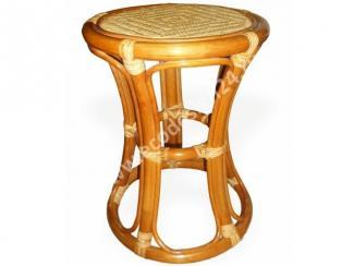 Табурет из ротанга арт. 12/14К - Импортёр мебели «ЭкоДизайн»