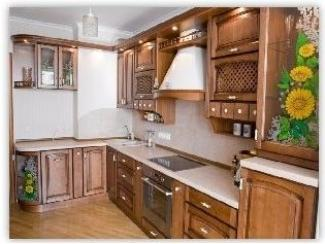 Кухня 0100-02 - Мебельная фабрика «Орион»