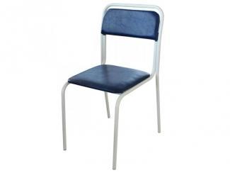 Синий стул Аскона - Мебельная фабрика «Амис мебель»
