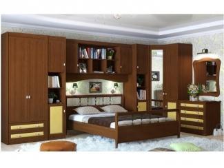 Спальня Мотив 19 - Мебельная фабрика «Гармония»