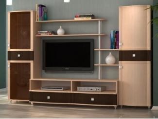 Модульная гостиная Сицилия 22 - Мебельная фабрика «Фран»