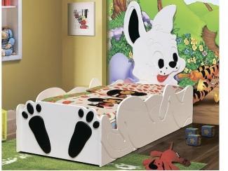 Детская кровать Зайчонок  - Мебельная фабрика «Натали»