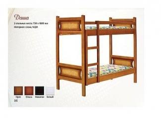 Двухъярусная кровать  Даша