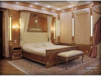Спальный гарнитур Биатричи - Изготовление мебели на заказ «Демидов А.», г. Краснодар