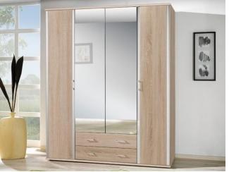 Шкаф распашной с выдвижными ящиками - Мебельная фабрика «Мебель Тек», г. Пенза