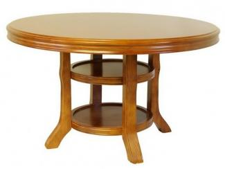 Стол обеденный круглый 2435LC - Импортёр мебели «МебельТорг»