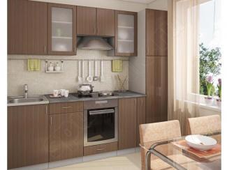Кухонный гарнитур прямой Корица