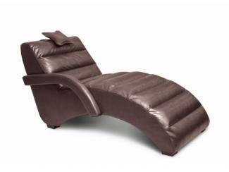 Удобный шезлонг для отдыха - Мебельная фабрика «Градиент-мебель»