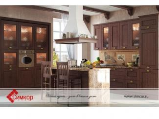 Кухня Порто массив - Мебельная фабрика «Симкор»