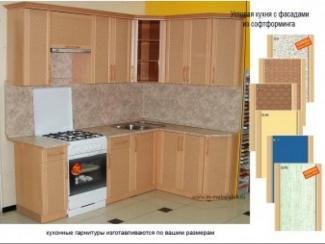 Кухня из софтформинга