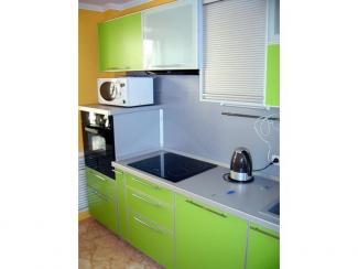 Кухня прямая 15 - Мебельная фабрика «Мебель от БарСА»