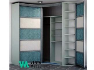 ШКАФ РАДИУСНЫЙ VENTA-0157 - Мебельная фабрика «Вента Мебель»