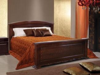 кровать массив 1