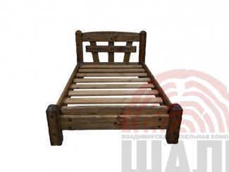 Кровать Добрыня - Мебельная фабрика «ВМК-Шале»