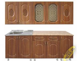 Кухня прямая 11 - Мебельная фабрика «Трио мебель»