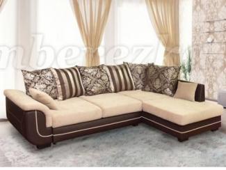 Диван угловой Триумф  - Мебельная фабрика «Березка»