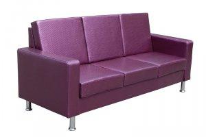 Прямой диван Бургос 3-х местный - Мебельная фабрика «ИМО-Мебель»