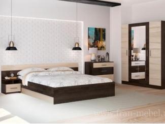 Готовый спальный гарнитур Уют  - Мебельная фабрика «Фран»