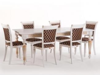 Стол обеденный Венеция - Мебельная фабрика «Sedie Tavoli»