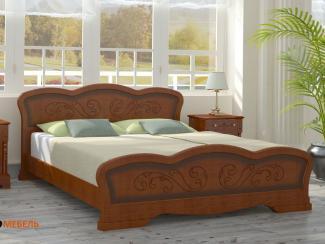 Кровать Карина 8 - Мебельная фабрика «Bravo Мебель»
