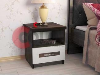 Тумба прикроватная 1 - Мебельная фабрика «Колорит»
