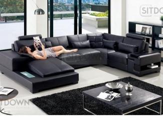 П-образный диван Морфеус - Мебельная фабрика «Sitdown», г. Москва