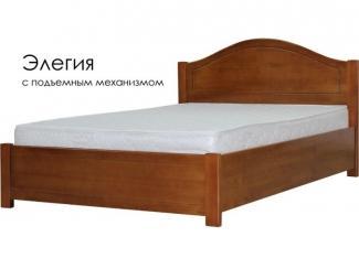 Кровать с подъемным механизмом ЭЛЕГИЯ - Мебельная фабрика «Массив»