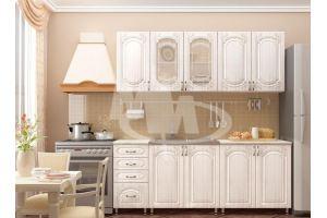 Кухонный гарнитур прямой Лиза 1 - Мебельная фабрика «МиФ»