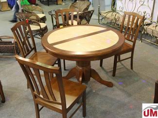Мебельная выставка Краснодар: Стол, стул массив